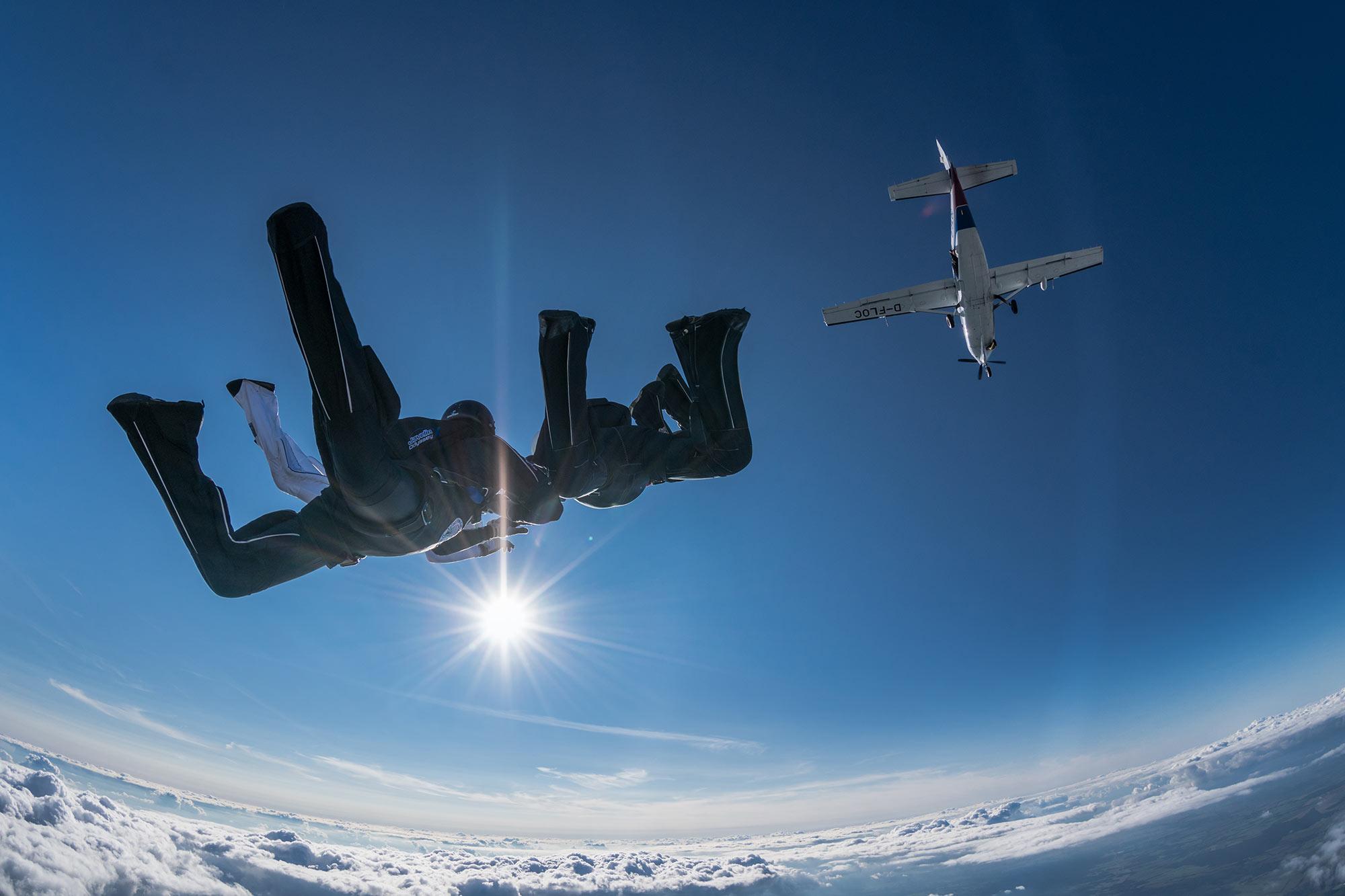 FS4er Skyweed © Philip Berstermann