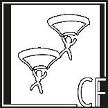 CF — Kappen-Formationsspringen