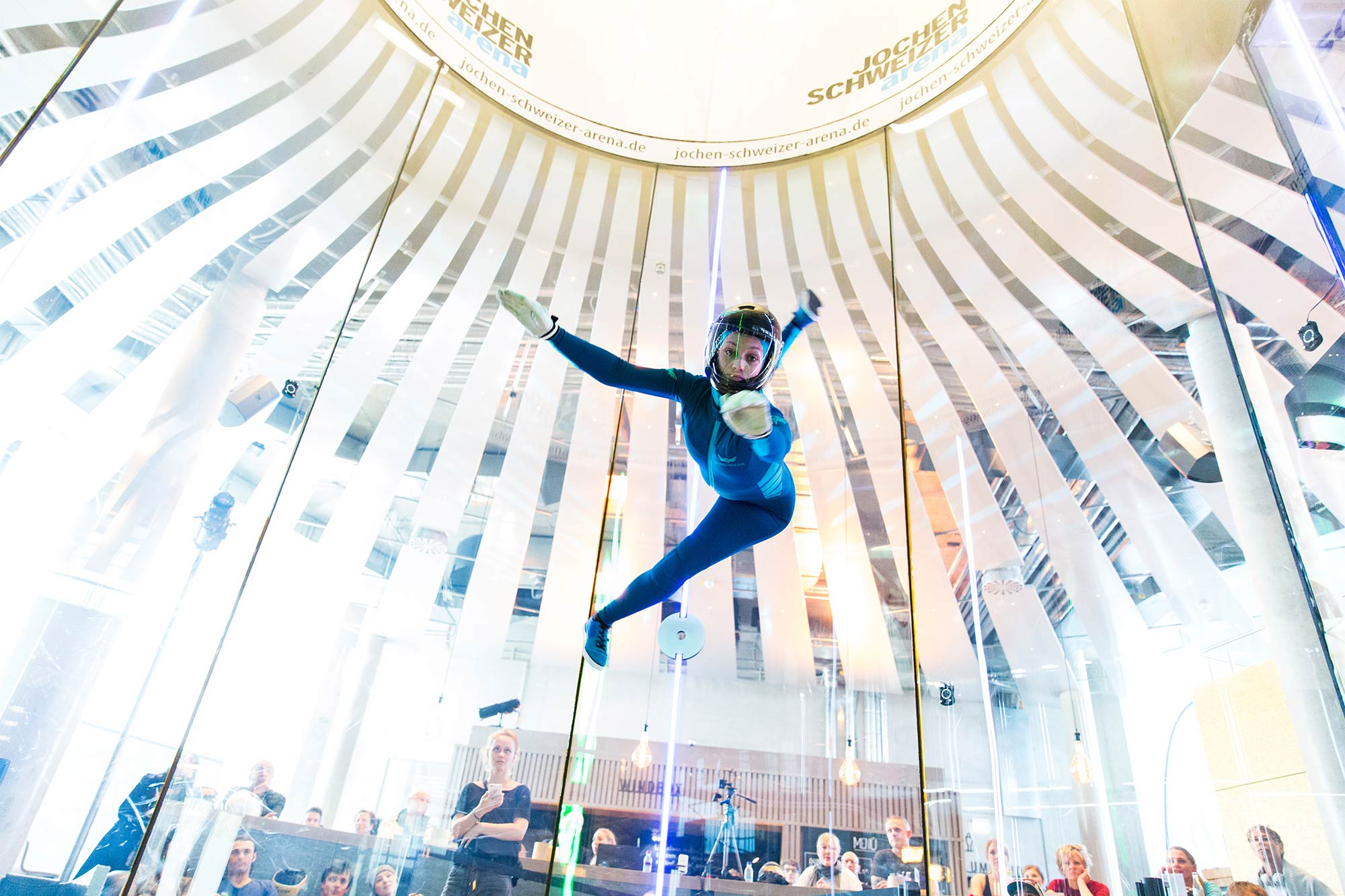Laura beim Freestyle @ indoorDM2019 © elmar.pics
